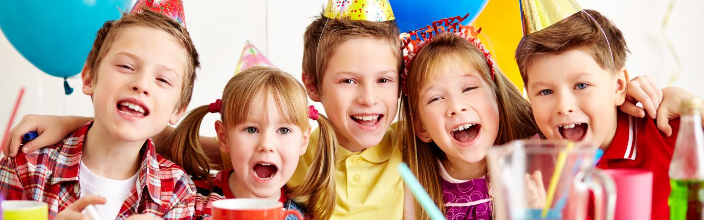 Birthday Parties Facility Rentals